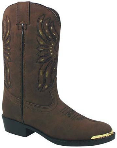 Picture of Childs Cowboy Boots 1016: Phoenix Brown