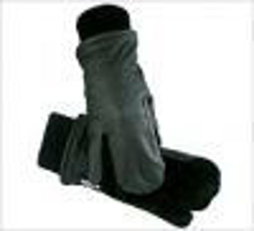 Picture of 4700 SSG Black Leather Mitts