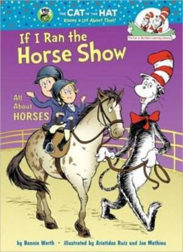 Picture of 233338 Dr. Seuss - If I Ran the Horse Show
