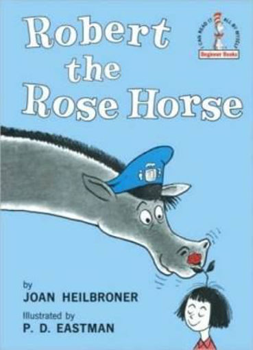 Picture of 233257 Dr. Seuss - Robert the Rose Horse