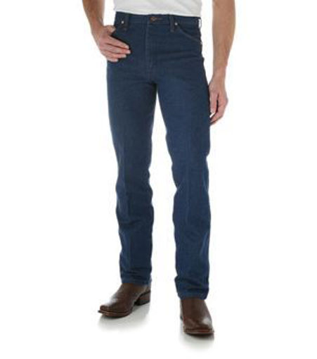 Picture of 936PWD Mens Wrangler Cowboy Cut Slim Fit Jeans