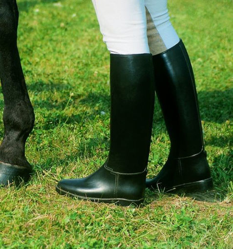 Picture of 790191 Cadett Tall Synthetic Riding Boots