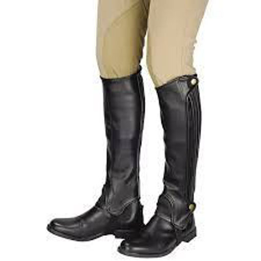Picture of 1513 Half Chaps Can-Pro Leather