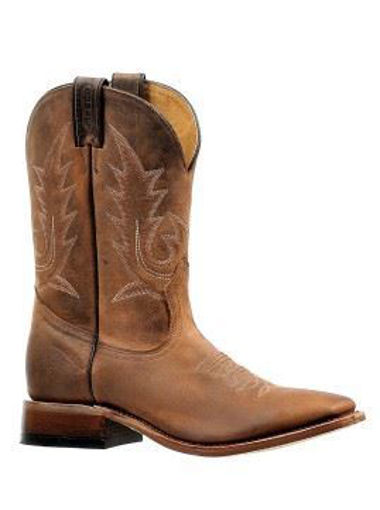 Picture of 6243 Boulet: Men's Square Toe  Virginia Mesquite