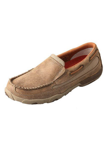 Picture of WDMS005 Twisted X Women's Driving Moc's Slip on D Toe