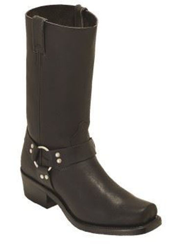 Picture of 0017 Boulet Men's Motorcycle Boot