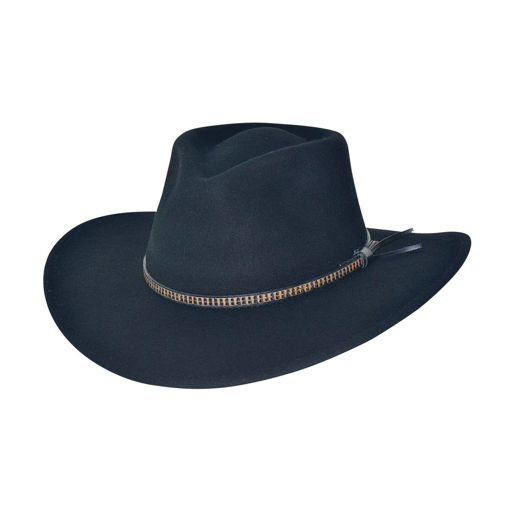 Picture of 0774 Easygoin Outland  Black Hat