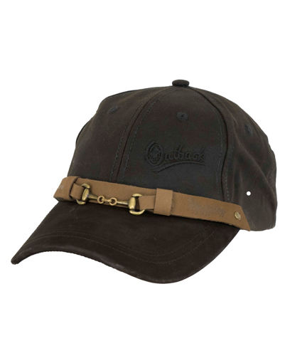 Picture of 1482 Equestrian Oilskin Ball Cap