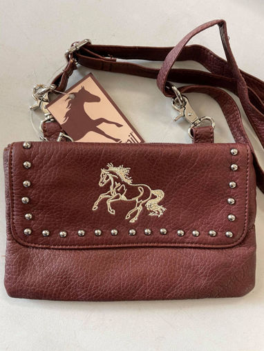 Picture of 40862 Studded Horse Purse